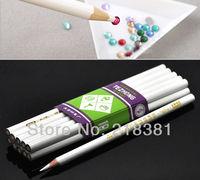 20Pcs Pickup Pencil Tools Dotting Pen  for Nail Art,Scrapbooking, Rhinestone Beads and  embellishment