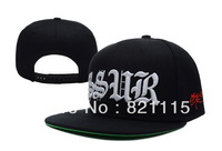 Hot ! New SSUR Compton Crown Old english FUCK Crooklyn Kings Signature Snapback Hats wholesale & dropshipping