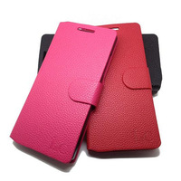 Free Shipping (20pcs/lot)Top Quality Series leather case for Lenovo P780 case cover Class design