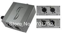 1 Way DMX Splitter;1 input,1 output,standard DMX512 signal output