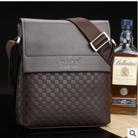 Hot sale!!! men shoulder bag 100% high quality  men genuine leather bag vertical style commercial soft leather fashion bag