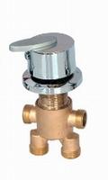 MSG adjust shipping Bathtub split massage bathtub water segregator switch mixing valve  wholesale and retail by sea