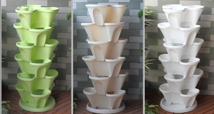 Как сделать пластиковый горшок для цветов своими руками