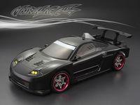 Stm-racing    HONDA NSX RAYBRIG  CARBON-PRINTING PC BODY SHELL    PC201222C 1:10 eletronic touring car  195mm