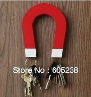 2 pieces XXL Magnetic Key Holder u-shaped magnet key Holder Key hook Chain Hanging