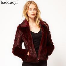 red fox fur promotion