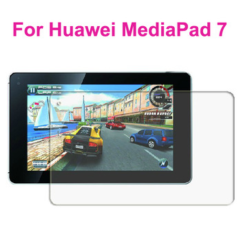 Matte !! For Huawei MediaPad 7 Youth 701u Anti-Glare matte glossy Screen Protector guard film with Retail Package Free Shipping