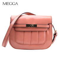 2013 new European and American fashion brand brand ME A Little Miss Fang Bao square cross-section oil wax leather shoulder bag w