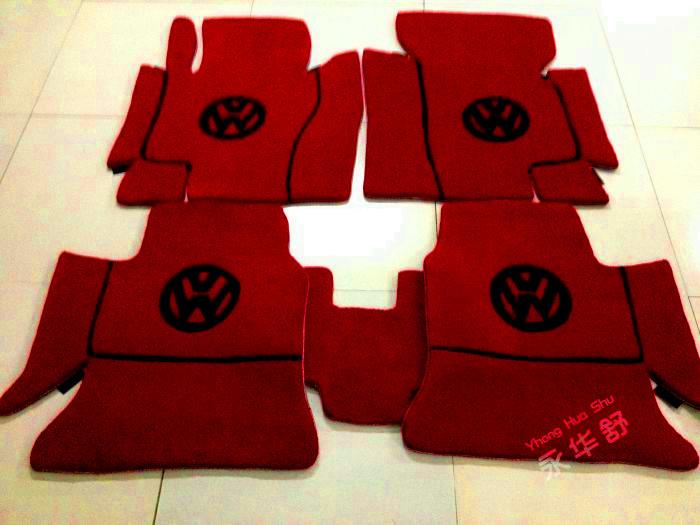 Yonghua pure wool three-dimensional mat full mat wool mat vw steps leaps(China (Mainland))