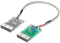 Repeater Interface Cable For Motorola Radio CDM1250 GM300 M1225 CM300 GM950 Maxtrac