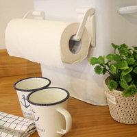 Magnet paper towel holder magnet paper towel holder kitchen towel rack refrigerator 231135