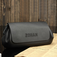 2013 Genuine leather male clutch male day clutch bag with handle male N329