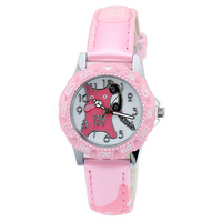 Naughtypets fashion cartoon child table strap watch student table