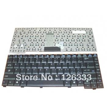Laptop US Black  keyboard for ASUS A3000 A6000 A6J A9 Z91 Z81  A6 keyboard free shipping