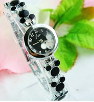 serves lovely bracelets table fashion watch factory direct student Color Multi Free shipping 5pcs / Lot 389