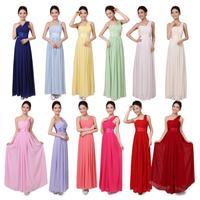 free shipping 2015 bride short plus size XXXXL wedding dress bridesmaid dress long banquet dress chiffon  evening dress