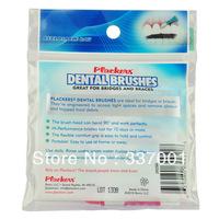 Imports interdental brush teeth brushing seam gap brush cleaners 10 U.S. Plackers interdental brush