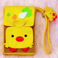Material handmade diy kit hard drive bag butter chick carry bag diy  25EV
