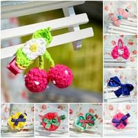 Child hair accessory baby hair clips hair pin hair rope hair accessory