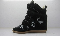 2013 New Style High Quality Isabel Marant Sneaker For Women Inside Heighten Shoes