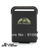 Realtime GSM GPRS GPS Tracker TK102B tracking works with free monitor software, the best offer for promotiom