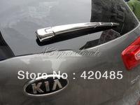 2011 2012 Kia Sportage ABS Chrome Rear Window Wiper Nozzle Trim