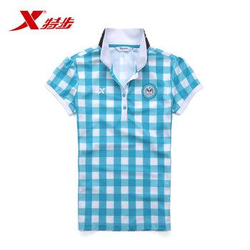Tennis ball series women's short-sleeve polo shirt 988228020079