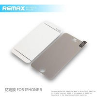 Remax Anti-peeping sticker for iphone five mobile secret screen protective stikcer