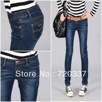 3012 New Arrival Wholesale Women Skinny Jeans2013 fashion designer women's denim jeans