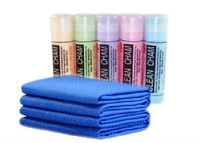 10PCS/Lot Medium car wash cleaning towel cleaning cloth car care products Chamois Sport Towel