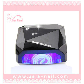 Professional Diamond CCFL LED UV Lamp 36W  Nail Lamp Free Shipping