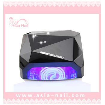 Professional Diamond CCFL LED UV Lamp 36W  Nail Lamp Free Shipping