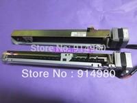 Ball screw CNC sliding table 4V 42 stepper motor linear modules linear guide effective stroke 260mm