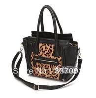 Fashion handbags, South Korea version of the leopard casual handbags wholesale