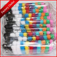Free shipping 144pcs/lot Wholesale/Retail Small baby girls hair band Tiny elstic hair loop Cheap baby headbands Popular ornament