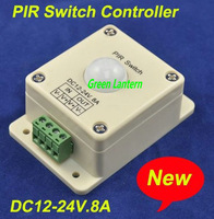 Human Body Induction Switch led infrared PIR Switch controller