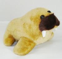 Free Shipping Walruses fat doll plush toy doll plush ocean animal
