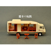 Cars car model toys travel rv series diy 12 furniture