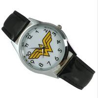 DC Universe Wonder Woman Superhero Boy Man Fashion Watch Wrist Free Shipping