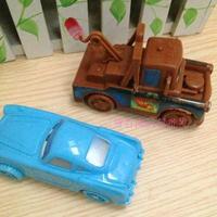 100% original--Crew Mater Kmart Pixar Cars diecast figure TOY New  free shipping (2pieces/lot)