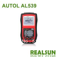 Autolink AL539 100% Original Auto Code Scanner auto code reader Autel Autolink AL539 AUTO scan tool update on official website