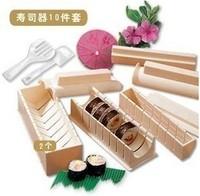 Sushi machine 10 piece sushi set  multifunctional sushi device