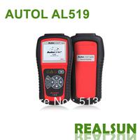 Autolink AL519 100% Original Auto Code Scanner auto code reader Autel Autolink AL519 AUTO scan tool update on official website