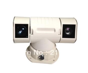 IP Car plant PTZ Camera   night vision up to 100meters IP66 RS485 anticorrosion IR PTZ 30x CCTV CAMERA