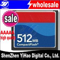 FREE SHIPPING+50PCS/LOT Full capacity Compact Flash CF Card128M-2GB