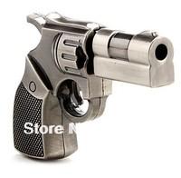 Free Shipping  2GB 4GB 8GB 16GB 32GB 64GB Gun Revolver Style USB Stick Flash Memory