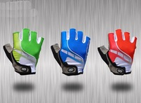 New Cycling Bike Bicycle Shockproof Hexagon 3D GEL Sports Half Finger Glove M-XL