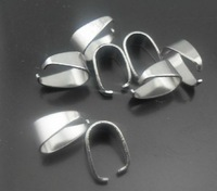 100pcs Stainless steel buckle DIY accessories fit bracelet Jewelry Findings