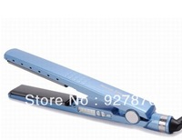 "Wholesale Free Shipping PRO Nano Titanium Technology Hair Styling Digital Ionic Straightener 1 1/4"" Limited 2pcs/lot"