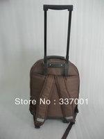 Wholesale children schoolbag trolley car cloth bag 12 inches